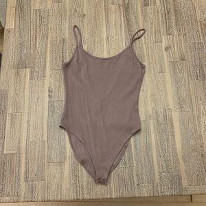 ASOS Low Back Bodysuit 4